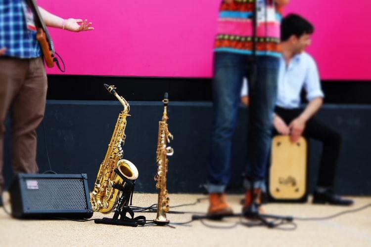 Saxophones guide